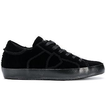 Lamine Low Black Sneaker