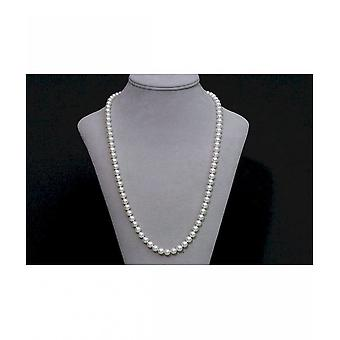 Luna-Pearls Pearl Necklace Akoya Beaded Beads 90cm HKS114