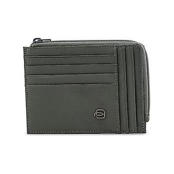 Piquadro - Accessories - Purses - PU1243X2_GR - Men - dimgray