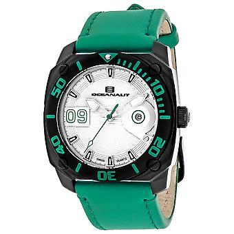 Oceanaut Men's Barletta Silver Dial Watch - OC1343