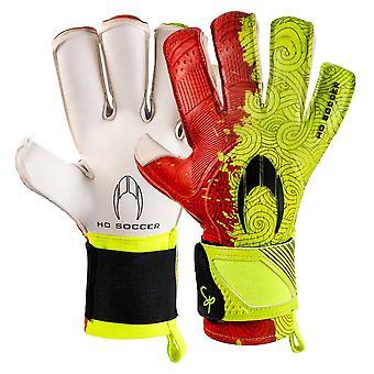 HO SOCCER SUPREMO PRO WARRIOR KONTAKT SP  Goalkeeper Gloves Size