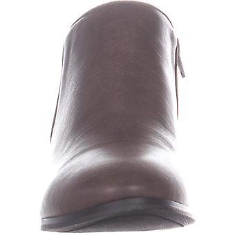 スタイル ・株式レディースファッション Wileyy 生地アーモンドつま先の足首のブーツします。