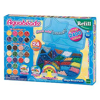 Aquabeads 79638 Mega Bead Pack