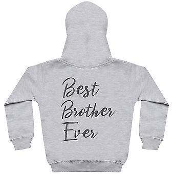Beste broer/zus ooit-matching Kids set-Baby/Kids Hoodies-cadeauset
