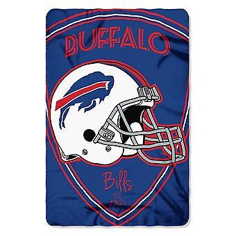 Buffalo Bills NFL Northwest Shield Fleece Throw
