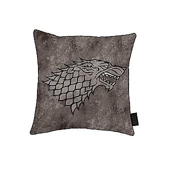 Game of Thrones canvas kudde med stark design
