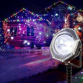Deluxe Snowfall Projector