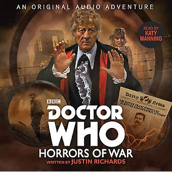 Doctor Who Horrors of War by Justin Richards