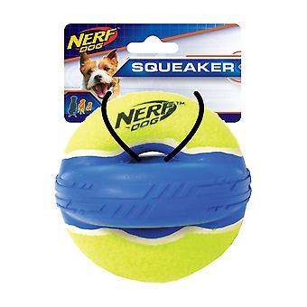 Nerf Dog Max Court Elite Squeak X-Ring