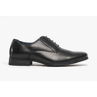 Route 21 Childrens Boys 5 oogje Plain Oxford Tie formele schoenen