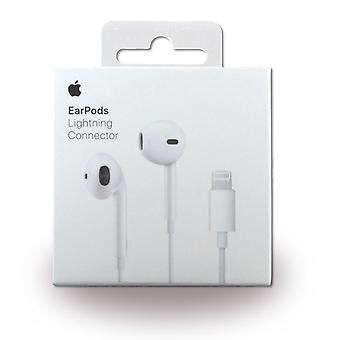 Original Packed Apple MMTN2ZM/A Lightning Earpods Stereo Headset iPhone 12 11/ Pro/ X XS XR /8/7 iPad