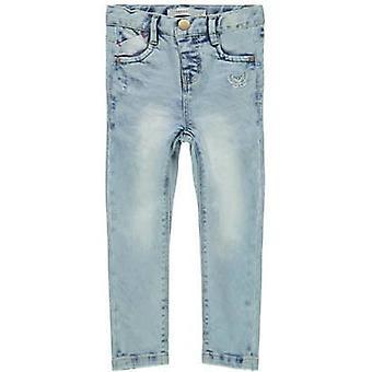 Nome-it Jeans POLLY DNMTIA (Azzurro)