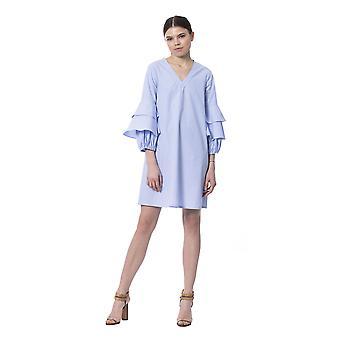 Silvian Heach Women's Light Blue Dress