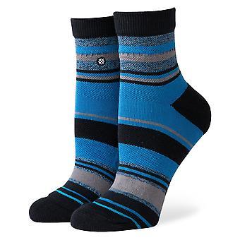 Stance Emme Ankle Socks in Black