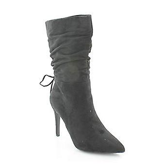 Zigi Soho Womens Jeenie Suede Pointed Toe Knee High Fashion Boots