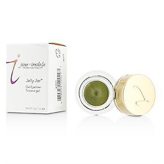 Jane Iredale Jelly Jar Gel Eyeliner - grün 3g/0,1 Oz