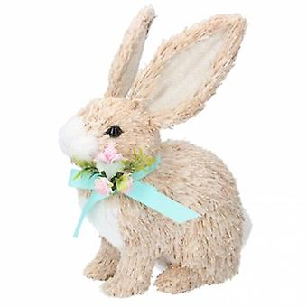 Gisela Graham Bristle bunny Decoration | Gifts From Handpicked