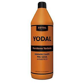 Zotal Yodal Désinfectant pour la Peau 500 ml.