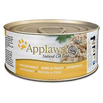 Applaws Tin with Chicken Breast for Cats (Cats , Cat Food , Wet Food)