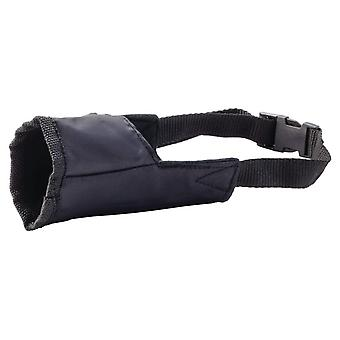 Vitakraft Muzzle Nylon Black Size M 19 Cm (Dogs , Collars, Leads and Harnesses , Muzzles)