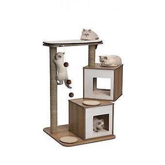 Hagen Vesper kaavin V-Twin (kissat, leikkikalu, lähtöviiva asettaa)