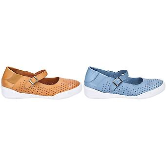 Hush Puppies Womens/Ladies Bailey Mary Jane Leather Shoe