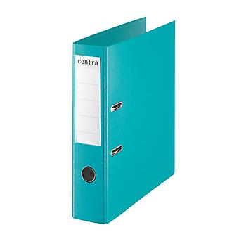 RVFM A4 Folder Lever Arch File 75mm Polypropylene Turquoise