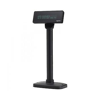Display per circa POS! appVFD01 7 '' USB nero
