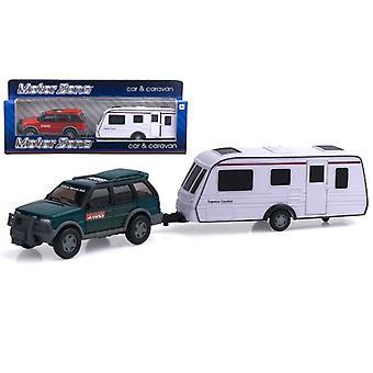 Motor Zone Car and Caravan