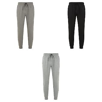 Anvil Unisex Light Terry Jogging Bottoms