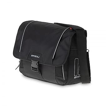 Basil Panniers - Sport Design Front Bag Black 8l