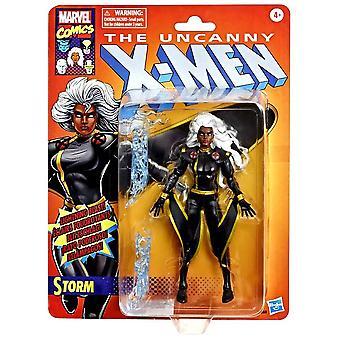 Marvel Legends X-Men Retro Storm Black OutfIt