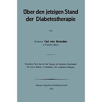 Uber Den Jetzigen Stand Der Diabetestherapie by Von Noorden & Carl