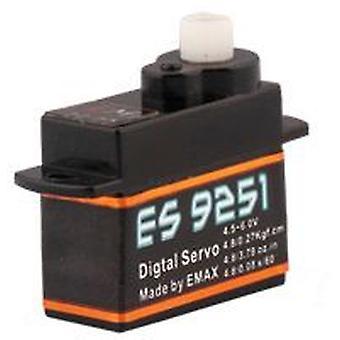 Digital 02,5 g Servo ES9251, JR Stecker