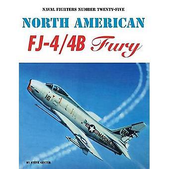 North American FJ44b Fury by Ginter & Steve