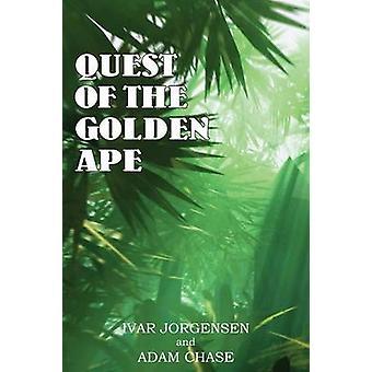 Quest of the Golden Ape by Garrett & Randall