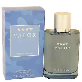 Valor eau de toilette spray por dana 533895 100 ml