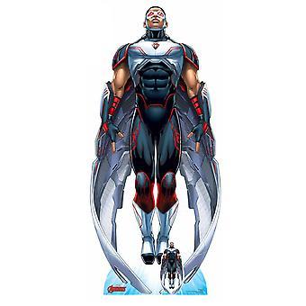 Falcon Sam Wilson Official Lifesize Marvel Cardboard Cutout