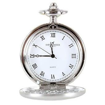 David Aster Hunter Pocket Watch