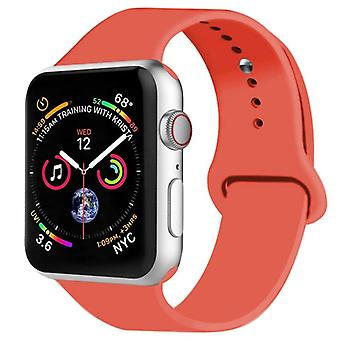 Apple Watch 4 (44mm) Sports armbånd-aprikos