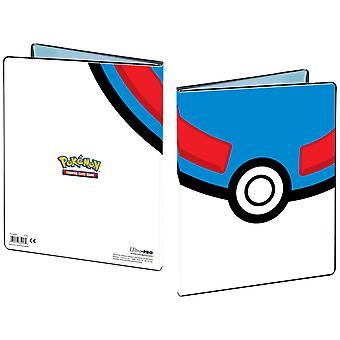 Ultra Pro Pokemon 9-Pocket Portfolio - Great Ball