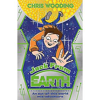 Jack from Earth by Chris Wooding - 9781407180656 Book