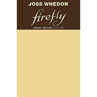 Firefly - Legacy Edition Book Two de Joss Whedon - 9781684153084 Livre