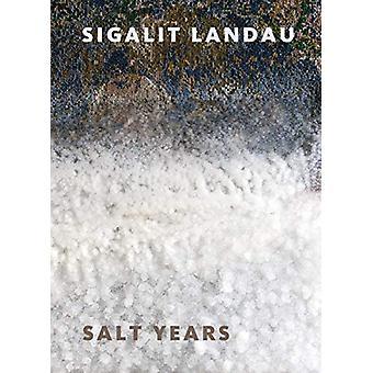 Sigalit Landau - Salt Years by Amitai Mendelsohn - 9783775746236 Book