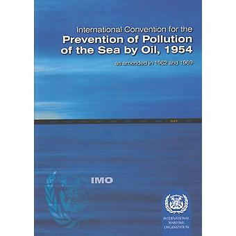 International Convention for the Prevention of Pollution of the Sea b