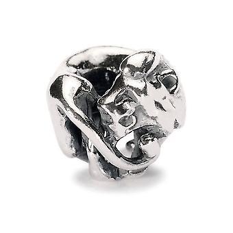 Trollbeads Leo Silver Bead TAGBE-30108