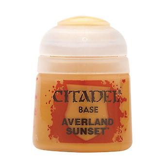 Base: Averland Sunset (12ml), Citadel Paint, Warhammer 40,000/Age of Sigmar