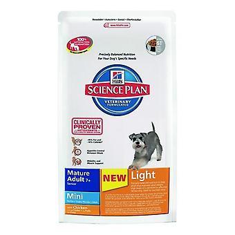 Hills Canine Mature Adult Light Mini Chicken Dog Food