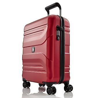 TITAN Prior RV Handbagage Trolley S, 4 wielen, 55 cm, 40 L, rood