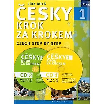 Czech Step by Step - Pack (Textbook - Appendix and 2 Free Audio CDs) -